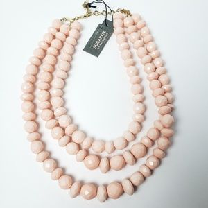 NWT Sugarfix Beaded Necklace